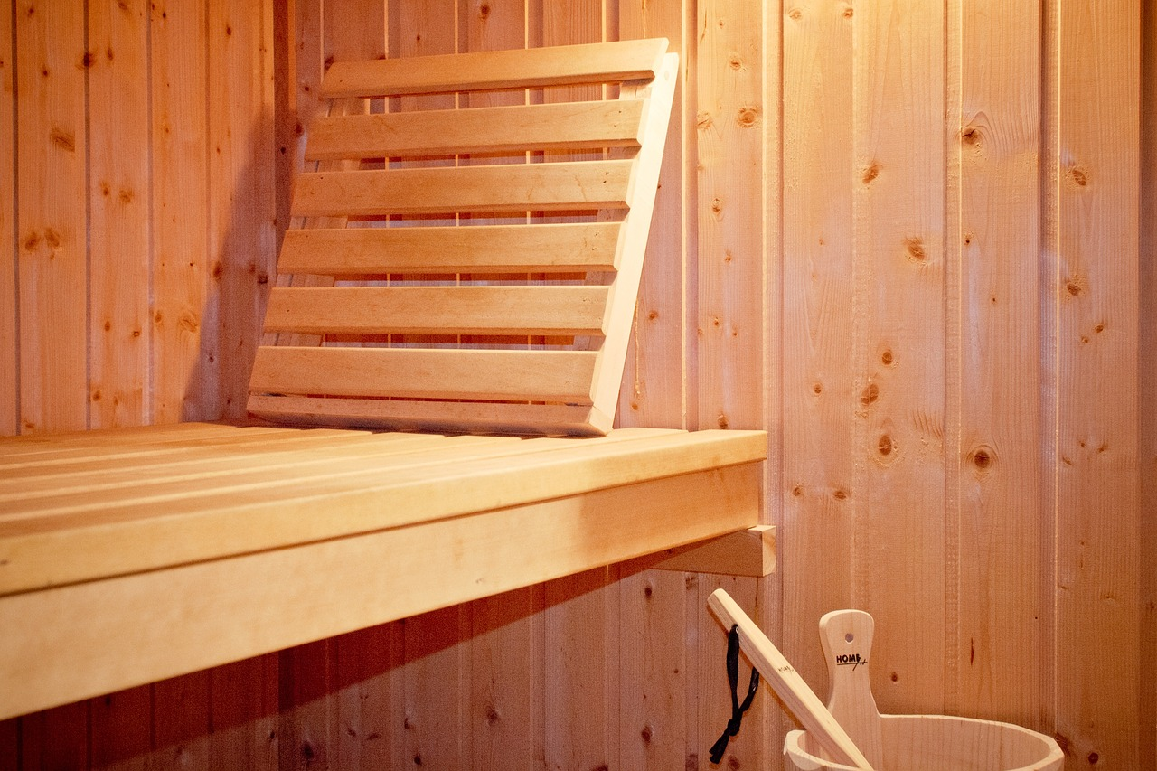 What effect does the sauna have on our health?
